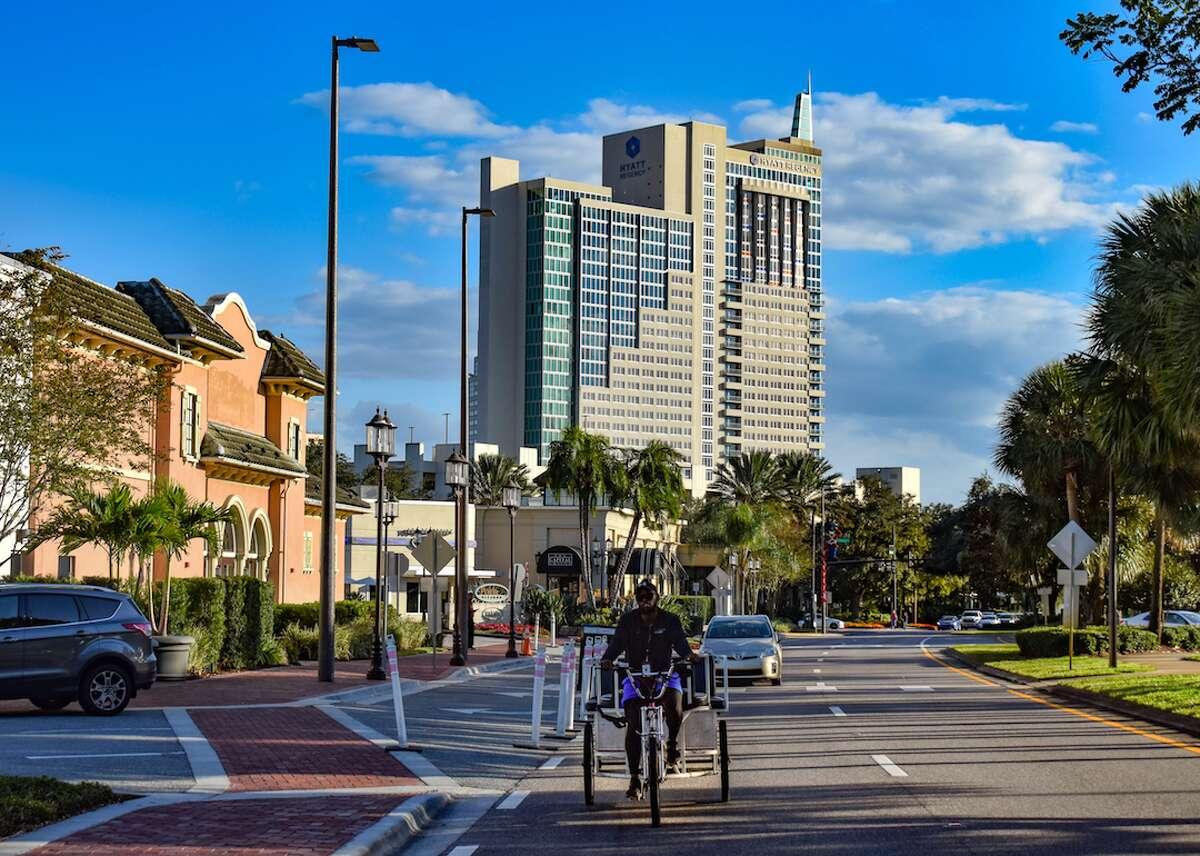 Destination: Orlando, FL Cost: $29 Airline: Frontier Departure Date: Thursday, Nov. 14 Type: round trip, nonstop