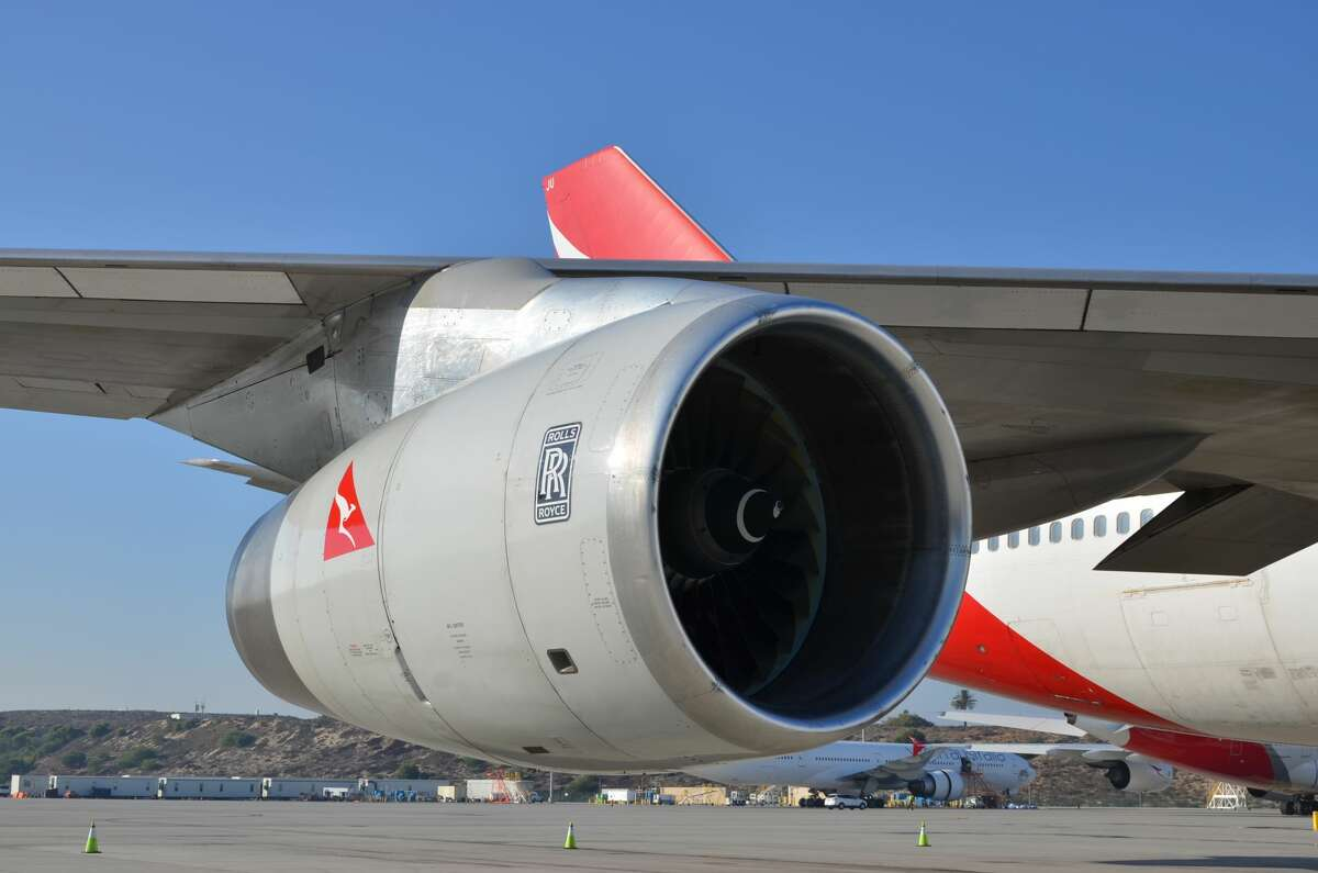 Qantas Airways's retired its last remaining Boeing 747-400 powered by Rolls-Royce engines October 15. The plane will become the next test bed aircraft for Rolls-Royce.