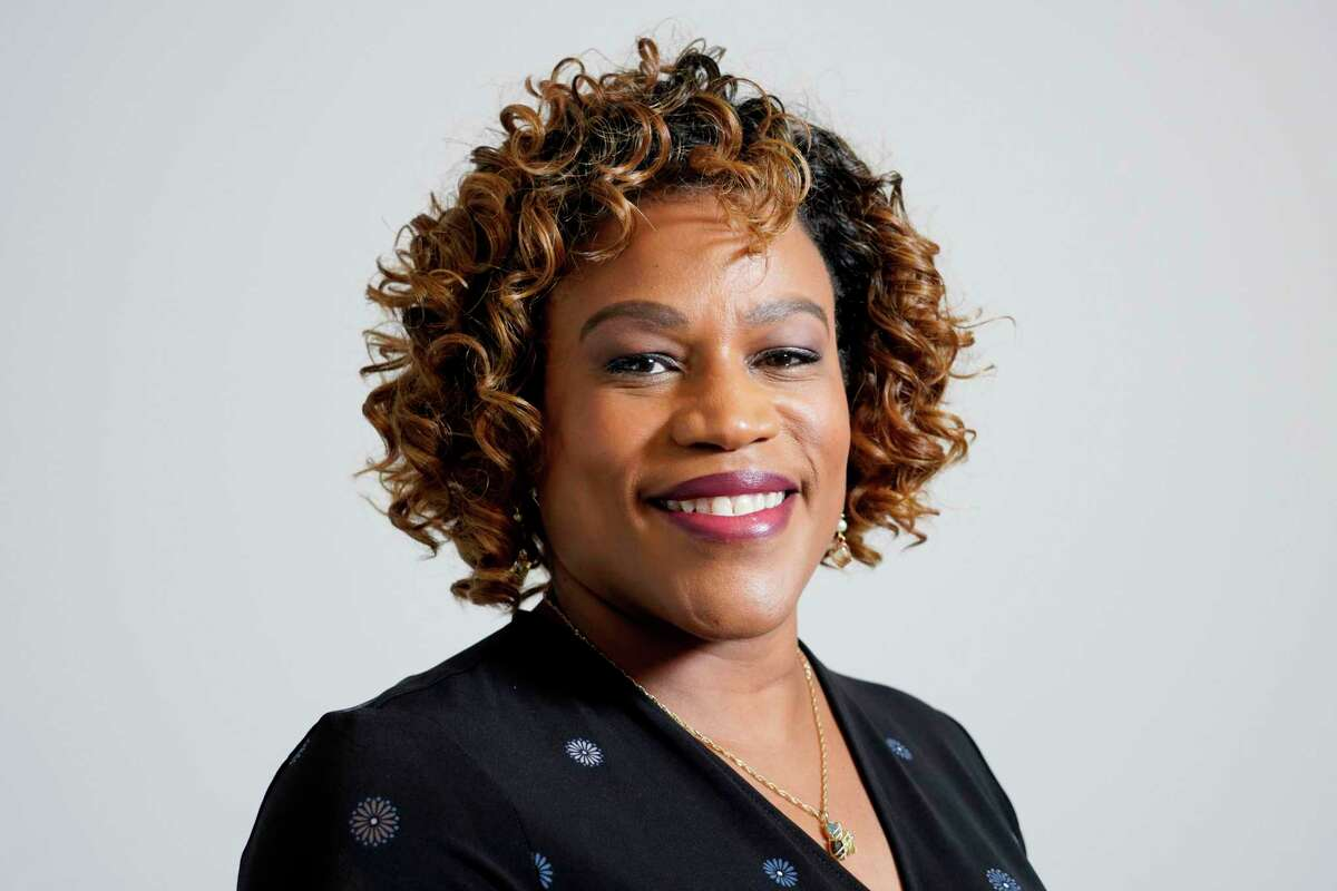 Tarsha Jackson, candidate for the District B seat on City Council.