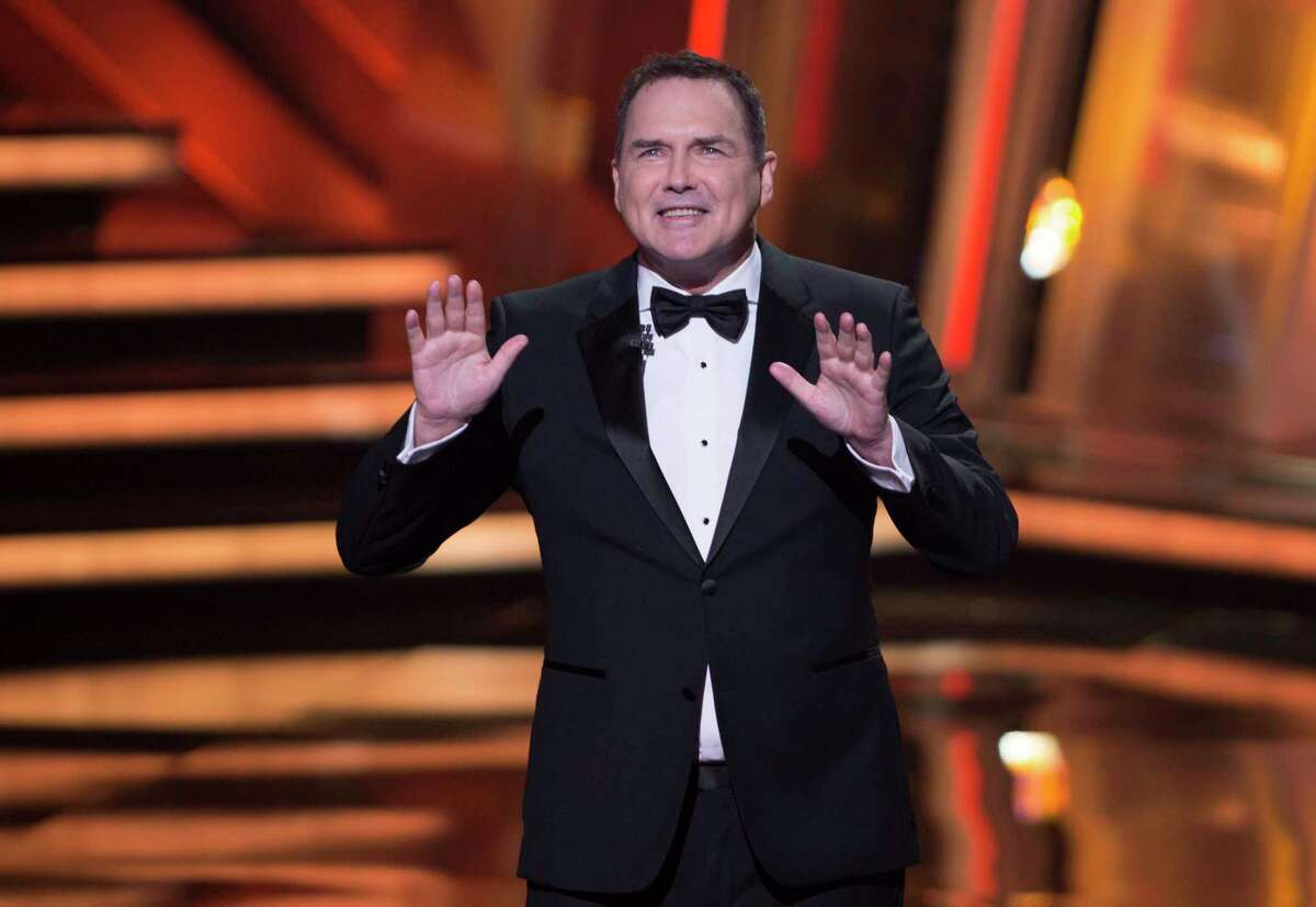 FILE - In this March 13, 2016, file photo, Norm Macdonald begins as host of the Canadian Screen Awards in Toronto. a€œThe Tonight Show canceled an appearance by Macdonald after he made comments about the MeToo movement and fellow comedians Louis C.K. and Roseanne Barr. (Peter Power/The Canadian Press via AP, File)