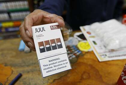 Juul agrees to stop advertising to youth in settlement with Oakland nonprofit