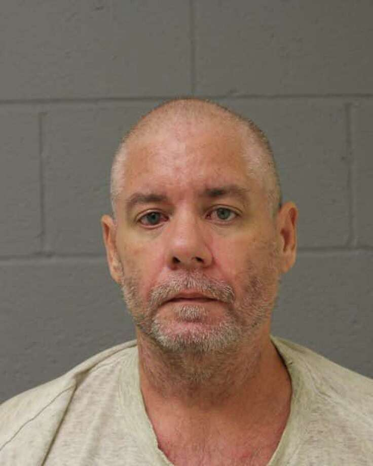 Stephen Todd Sanders, formerly of Newtown, was charged with 22 counts of felony offenses on an outstanding arrest warrant. Police said those charges were sexual-related felonies Photo: Contributed Photo / Newtown Police Department