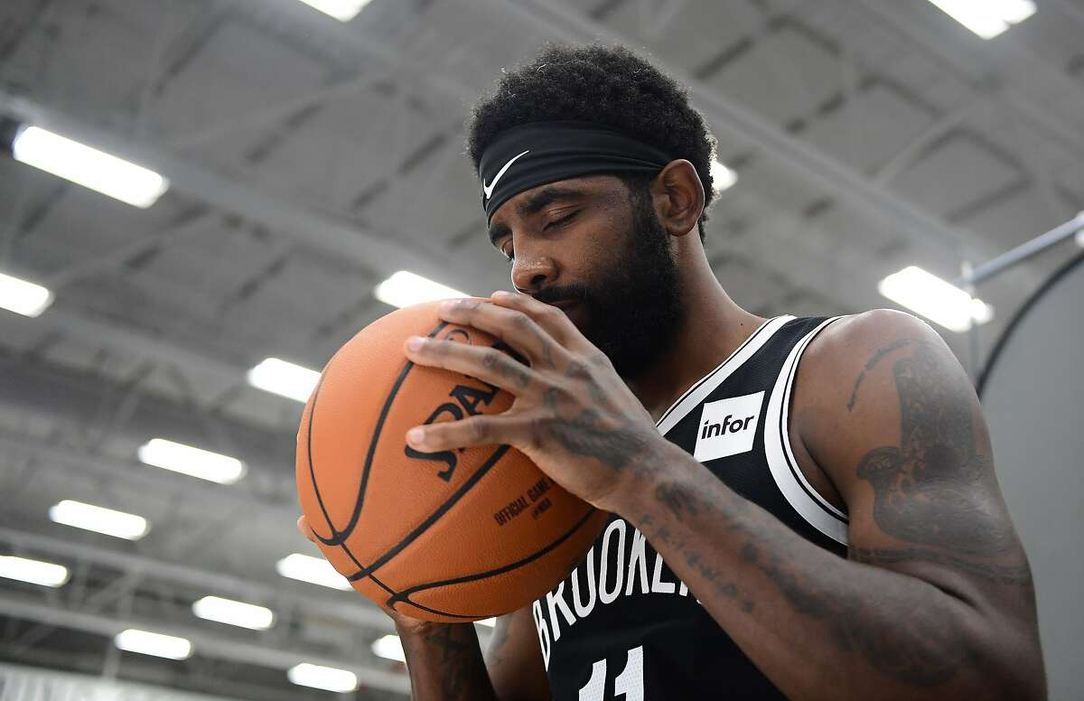 13. Kyrie Irving, Guard, Brooklyn Nets Odds to win NBA MVP: +3,300 (Photo by Emilee Chinn/Getty Images)