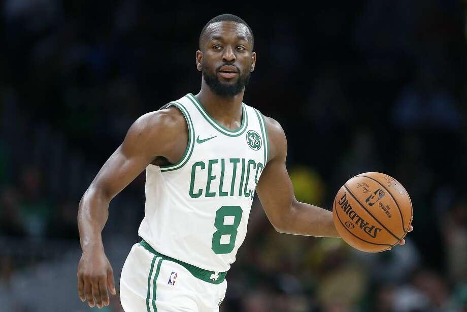 14. (tie) Kemba Walker, Guard, Boston Celtics  Odds to win NBA MVP: +4,000 (AP Photo/Michael Dwyer) Photo: Michael Dwyer, Associated Press