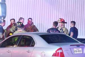 SAFD battled a trailer fire Wednesday night on the South Side.