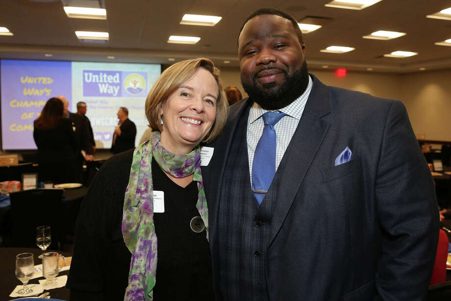 """Were you Seen at United Way of the Greater Capital Region's """"Champions of the Community"""" event at Hearst Media Center in Colonie on Oct. 16, 2019? Photo: Michele Wait Photography / Michele Wait Photography"""