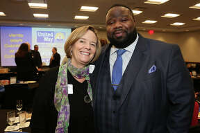"""Were you Seen at United Way of the Greater Capital Region's """"Champions of the Community"""" event at Hearst Media Center in Colonie on Oct. 16, 2019?"""