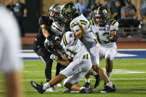 Nixon hosts Del Rio at 7 p.m. Thursday. The Mustangs look to capture their first district win of the year as they are 0-3 in league play.