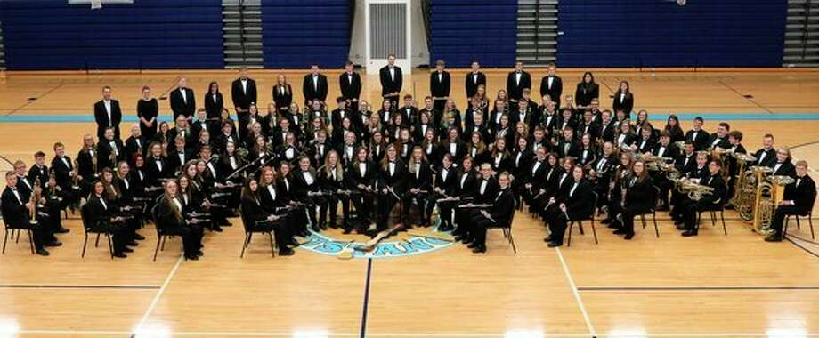 Meridian High Band (Photo provided by Kerry Goodall, Studio 154)