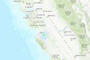 A magnitude 3.7 earthquake struck 9 miles northwest of Pinnacles, California at 7:54 am.