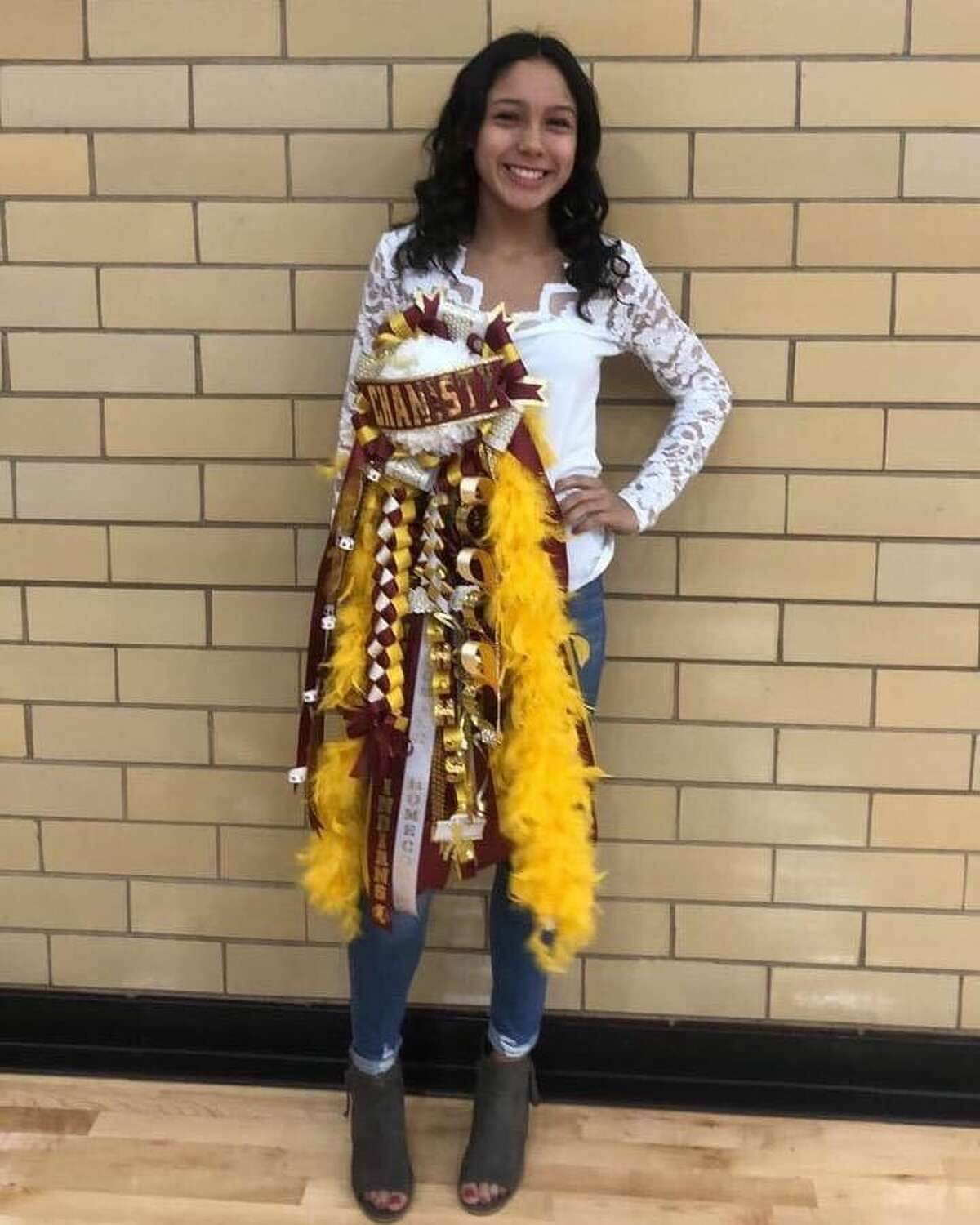 MySA readers shared photos of their 2019 homecoming mums.