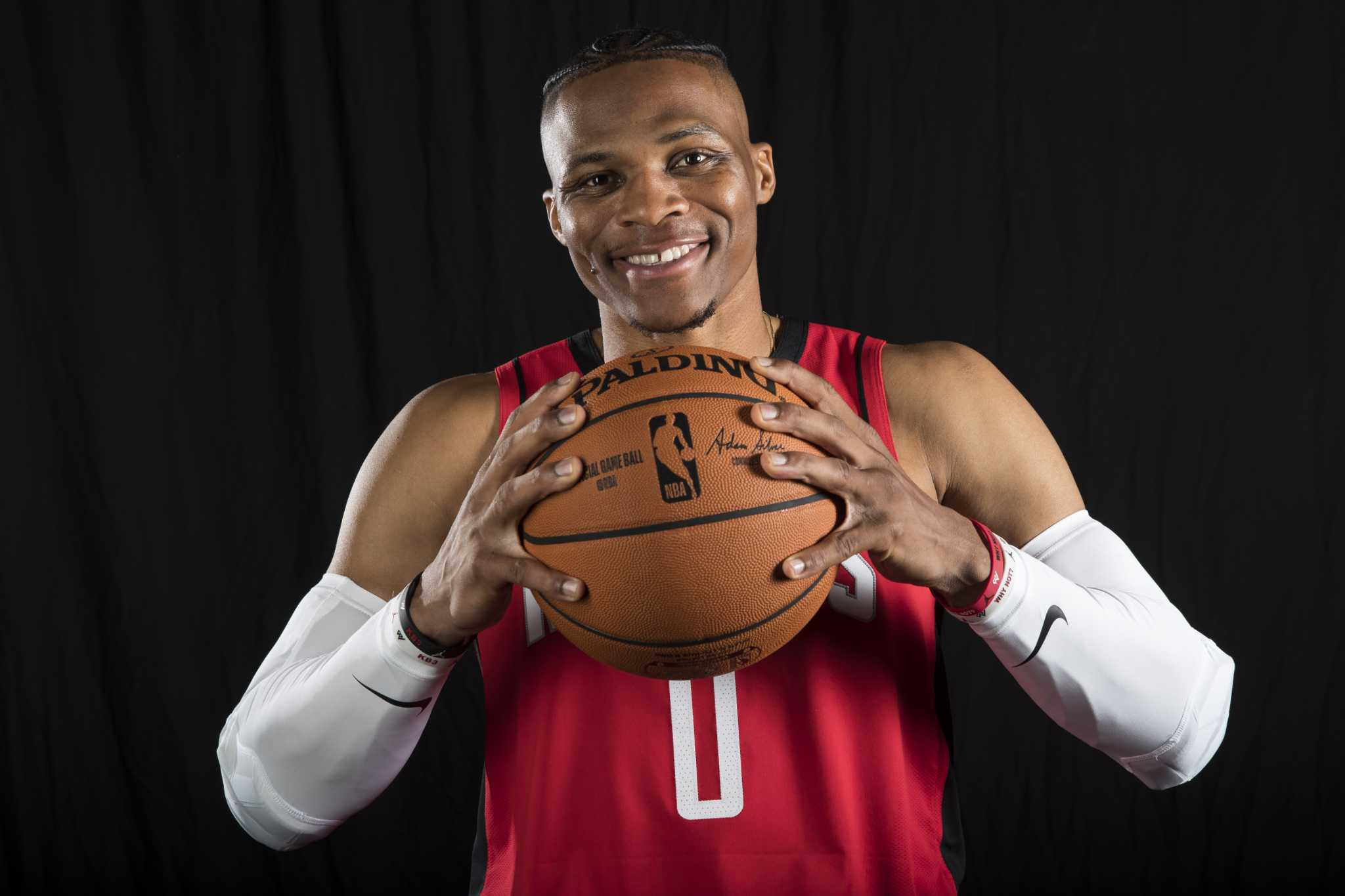 James Harden on Russell Westbrook: 'We need each other'