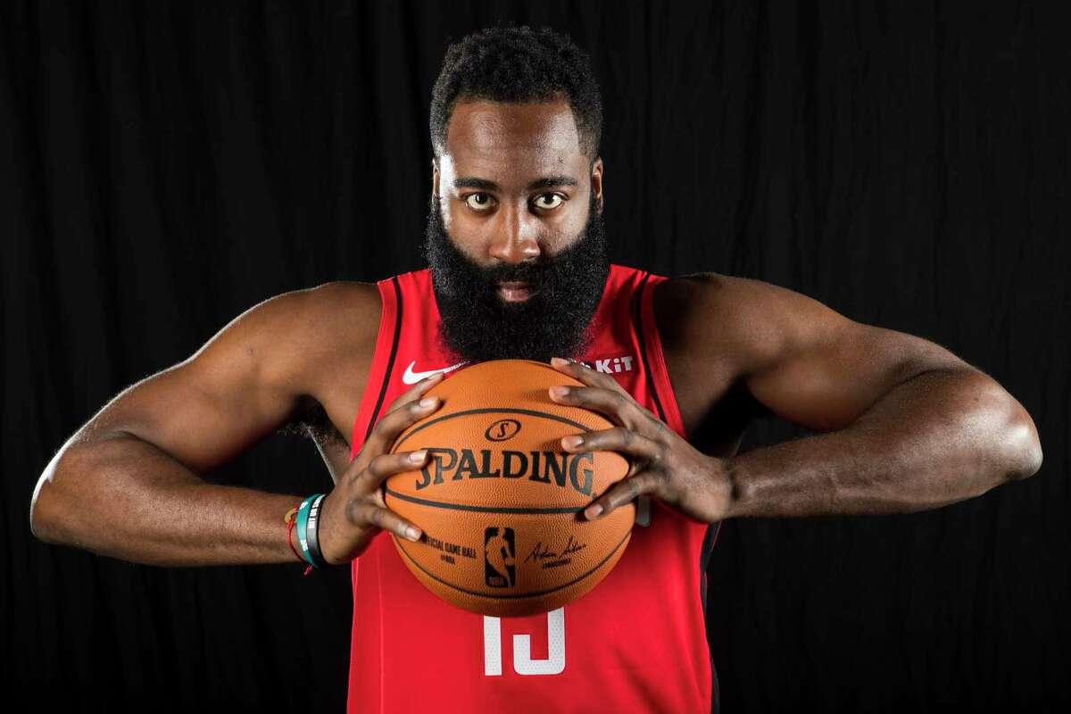 Timeline: James Harden's memorable Rockets tenure