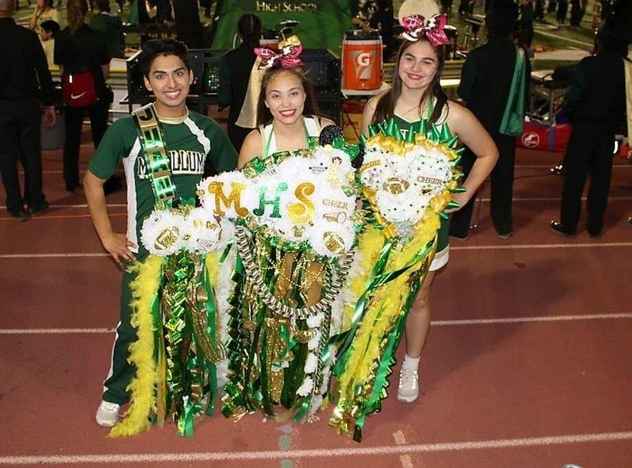 MySA readers shared photos of their 2019 homecoming mums. Photo: Facebook Nick N Angie Martin,  The Queen Of BLING