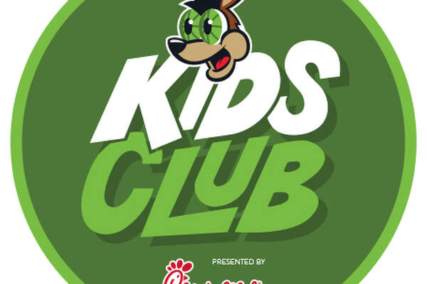 Spurs Sports and Entertainment announced the launch of the new Coyote Kids Club for the 2019-2020 season on Thursday. The club, presented by Chick-fil-A, gives kid fans access to members-only events, merchandise like t-shirts and backpacks, discounts, coupons and a ticket to a Spurs and Rampage home game.