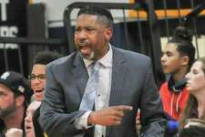 Notre Dame-Fairfield boys basketball coach Chris Watts has resigned to take an assistant men's position at Division II Mercy College.