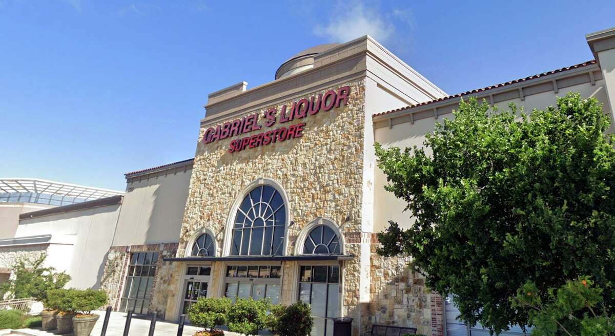 Gabriel's Liquor had 15 locations when it entered bankruptcy in September. Pictured is a Gabriel's Liquor Superstore located in the Vineyard Shopping Center, 1207 N Loop 1604 E.