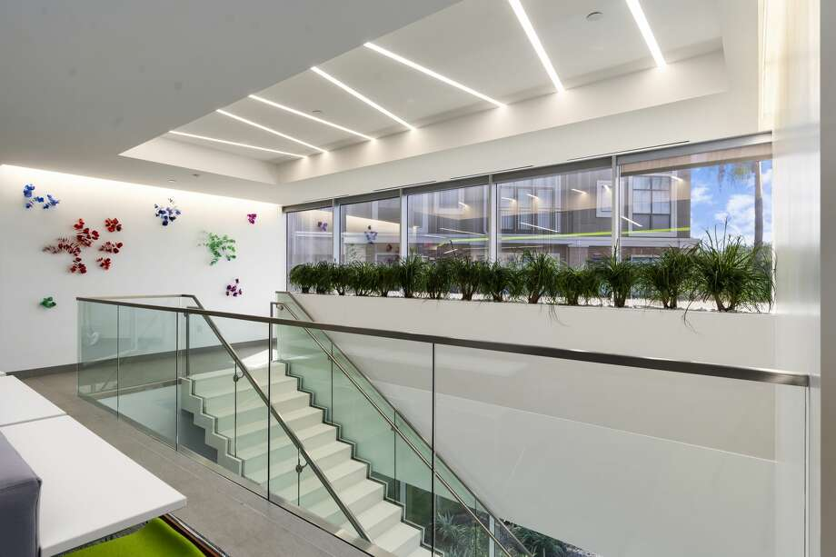 KDW, a Houston-based design-build construction firm, completeda renovation and expansion of its headquarters at 5858 Westheimer. Photo: KDW