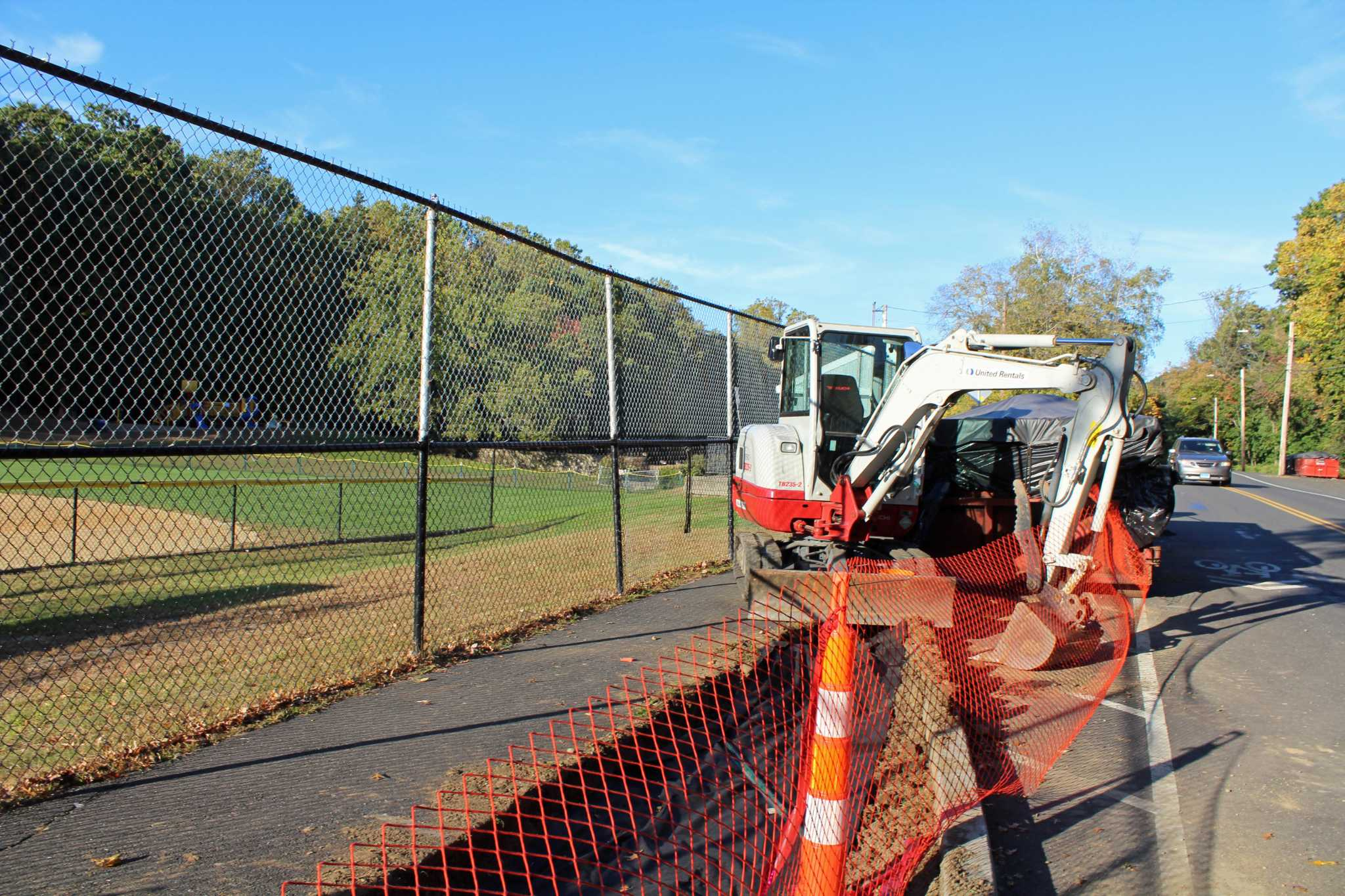 Remediation begins at Fairfield's Gould Manor Park