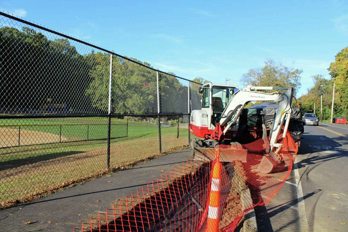 Remediation has begun at Gould Manor Park. It is expected to cost the town approximately $120,000.