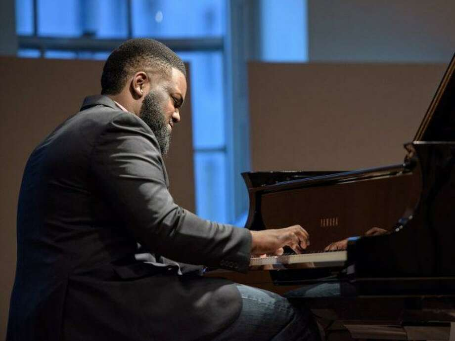 James Francies is scheduled to perform during DACAMERA of Houston's 2019-2020 jazz series with Blue Note Records 80th Birthday Celebration, an evening honoring the legendary jazz record label with performances by three outstanding artists on Saturday, Nov. 2. Photo: Photo Courtesy Of James Francies