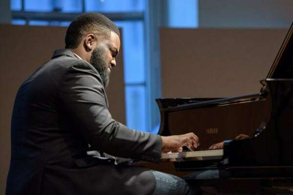James Francies is scheduled to perform during DACAMERA of Houston's 2019-2020 jazz series with Blue Note Records 80th Birthday Celebration, an evening honoring the legendary jazz record label with performances by three outstanding artists on Saturday, Nov. 2.