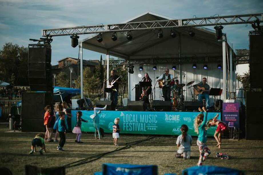 The second annual Local Music Festival at Evelyn's Park in Bellaire took place Oct. 11 and 12. More than 25 Houston-area bands took the stage with more than 3,000 music fans dropping by for the family-friendly entertainment. Photo: Savannah Knight Photography