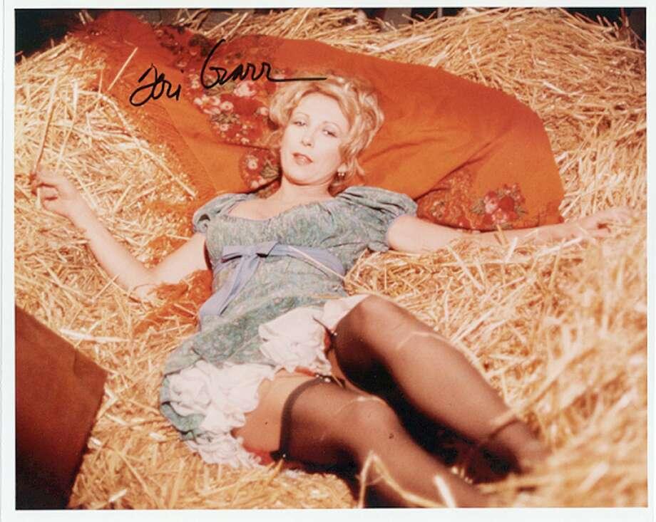"GARR07 Teri Garr in the movie ""Young Frankenstein."" Photo: HO / Enterprise File / HO"