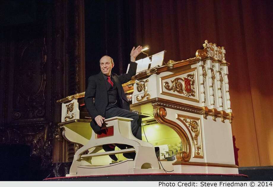 """Silent-screen accompanist and historian Ben Model will perform on the piano at the matinee screening of """"Dracula"""" and """"Frankenstein"""" at the Edmond Town Hall Theater in Newtown October 27. Photo: Steve Friedman / Contributed Photo"""