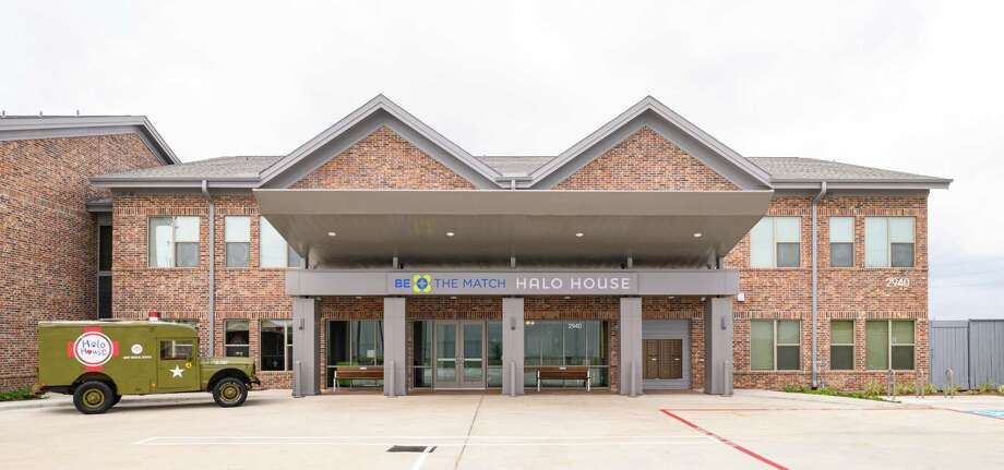 The Be The Match Halo House facility was completed in May 2019. It is a 33-unit apartment facility for people from around the country who travel to theTexas Medical Center for life-saving treatment. Photo: Courtesy OfHalo House / KILLY