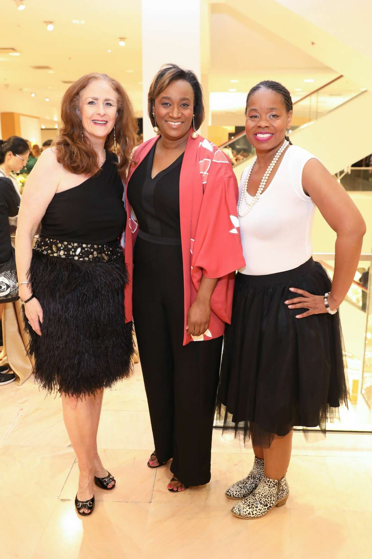 Neiman Marcus Galleria's 50th anniversary celebration on Oct. 16, 2019.