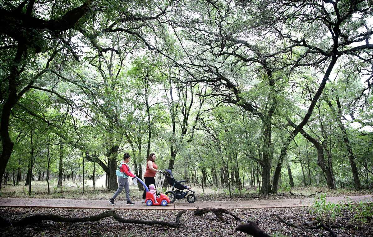 Nearly half of the city's residents (48 percent) are within a 10-minutes walk to a park, according to a recent index from The Trust for Public Land.