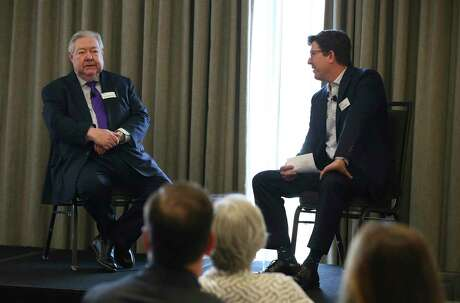 """One highlight of the breakfast Q&A occured when Bennack explained how Hearst had come to own a part of ESPN, and how, back when he acquired it in the early '90s, the cable channel was broadcasting such things as """"tractor pulls."""""""