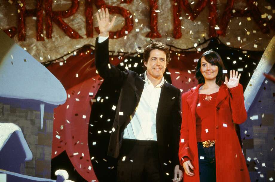 """A still from 2003's """"Love Actually."""" The San Francisco Symphony will perform the live score for """"Love Actually"""" in December. Photo: © Universal Studios"""