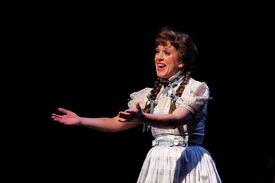 Pantochino Productions Inc. has announced a special senior citizen discount for performances of The Wicked Witch of the West: Kansas or Bust, now on stage at the MAC. Photo: Pantochino Productions Inc. Photo.