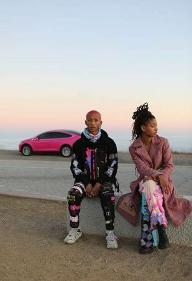 Jaden and Willow Smith Photo: Republic Records