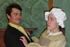 "Arthur ""Kitt"" Watson and Emily Vrissi star in Ladies in Retirement."