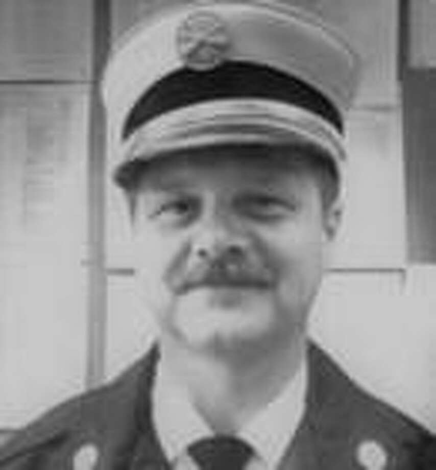 Lifelong resident, and Retired New Canaan Fire Marshal Robert Fairty. Contributed photo Photo: Contributed Photo