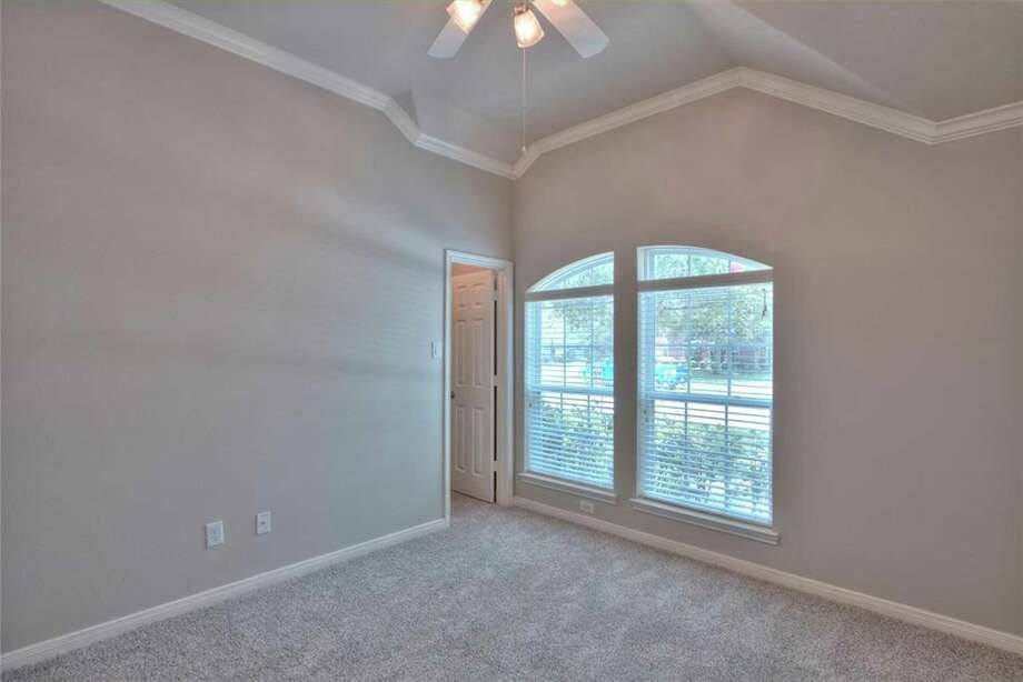 You can appeal to buyers with greige paint and champagne FHA-approved carpet. Griege is a version of grey and a version of beige. A very light version of greige goes with nearly anything.