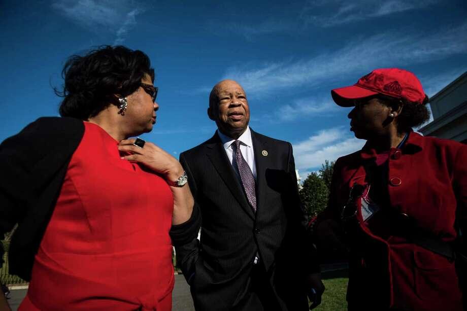 Rep. Elijah Cummings, D-Md,. in Washington, D.C., on March 8, 2017. Photo: Washington Post Photo By Jabin Botsford / The Washington Post