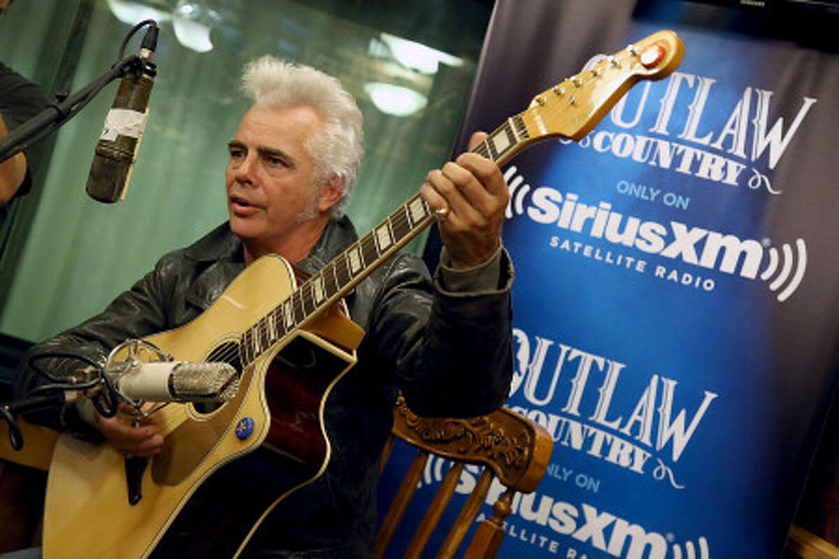 Dale Watson helps Mojo Nixon Celebrate His 10 Year Anniversary On SiriusXM with A special live show at the SiriusXM Studios in Austin, Texas. (Photo by Gary Miller/Getty Images for SiriusXM)
