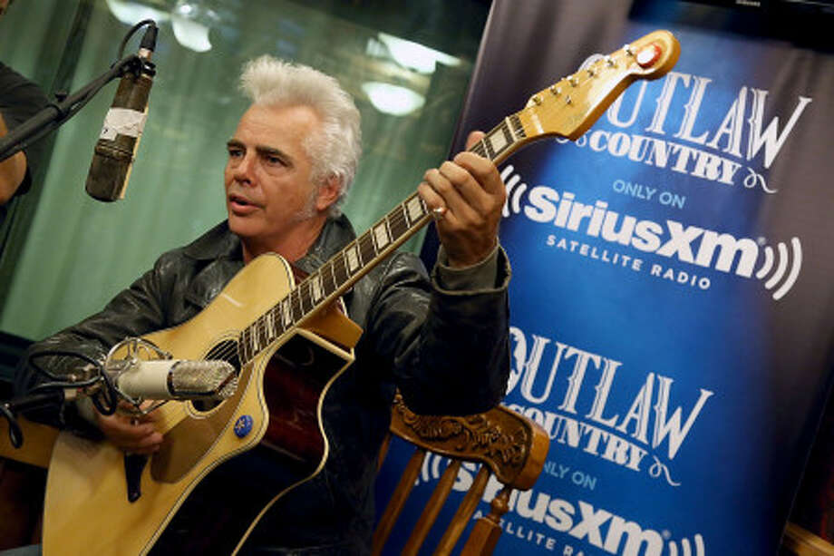 Dale Watson helps Mojo Nixon Celebrate His 10 Year Anniversary On SiriusXM with A special live show at the SiriusXM Studios  in Austin, Texas.  (Photo by Gary Miller/Getty Images for SiriusXM) Photo: Gary Miller / 2014 Getty Images