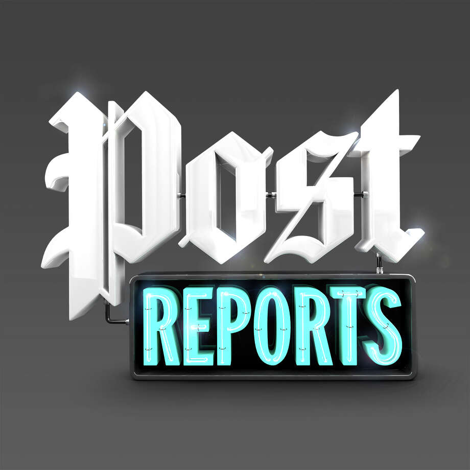 Post podcast Photo: The Washington Post, Logo