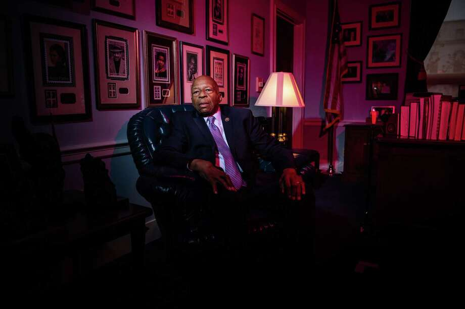 Rep. Elijah Cummings, D-Md., in his office on Capitol Hill on Nov. 15, 2018, in Washington, D.C. Photo: Washington Post Photo By Salwan Georges / The Washington Post