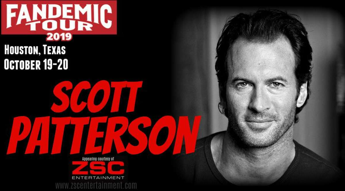 Scott Patterson played diner owner Luke Danes on the hit television show Gilmore Girls. He will be at Fandemic Tour in Houston on Saturday, Oct. 19 and Sunday, Oct. 20.