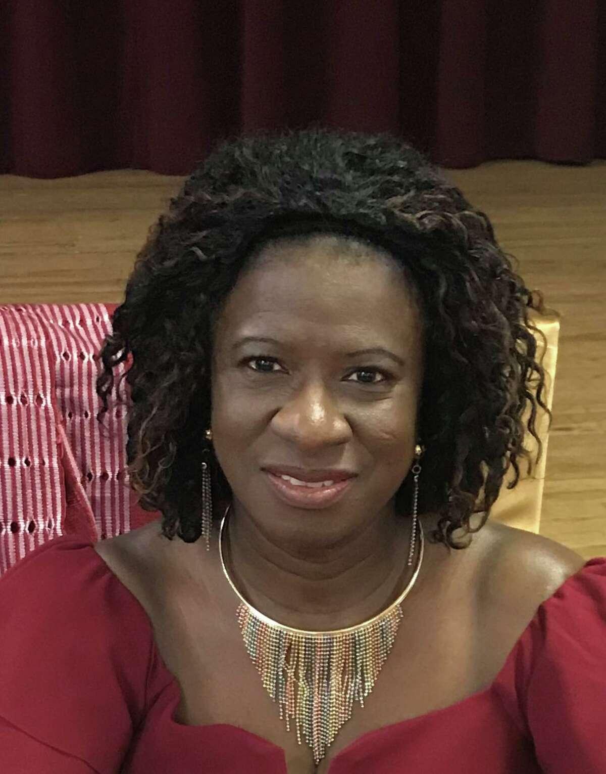Bridgeport City Council candidate Helene Sarah Kouassi
