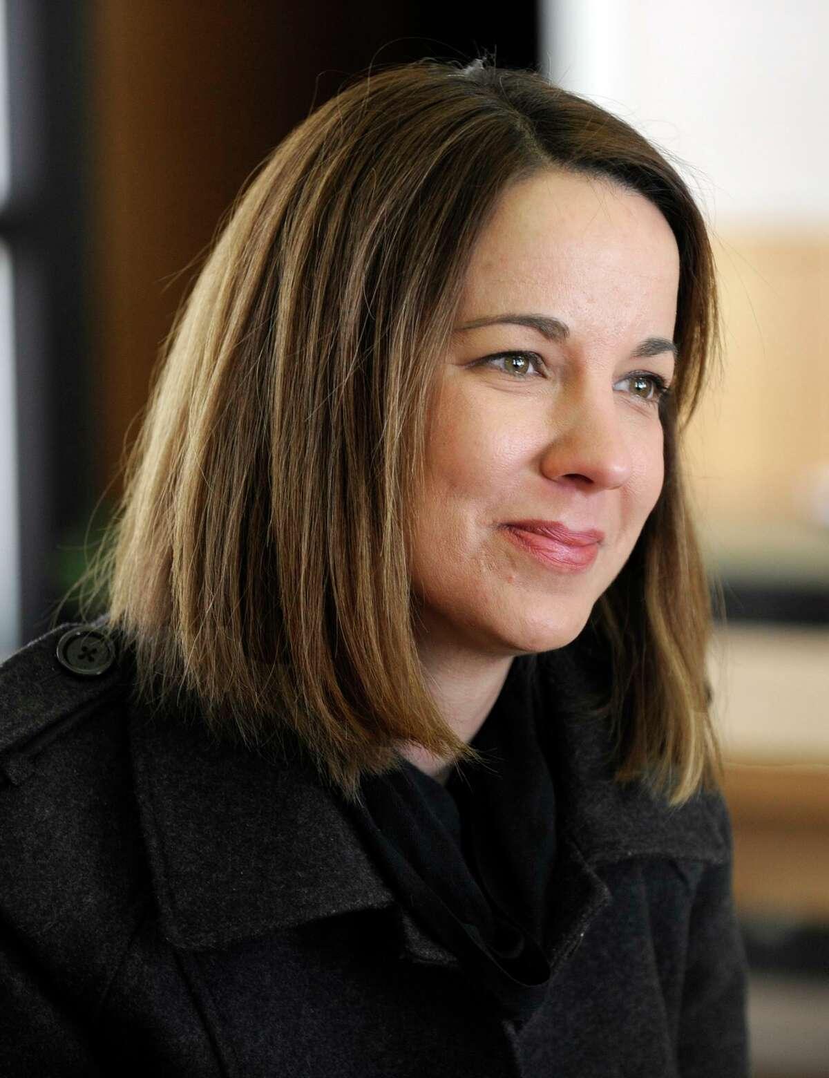 Janice Chrzescijanek is the director of economic developement for Bethel.
