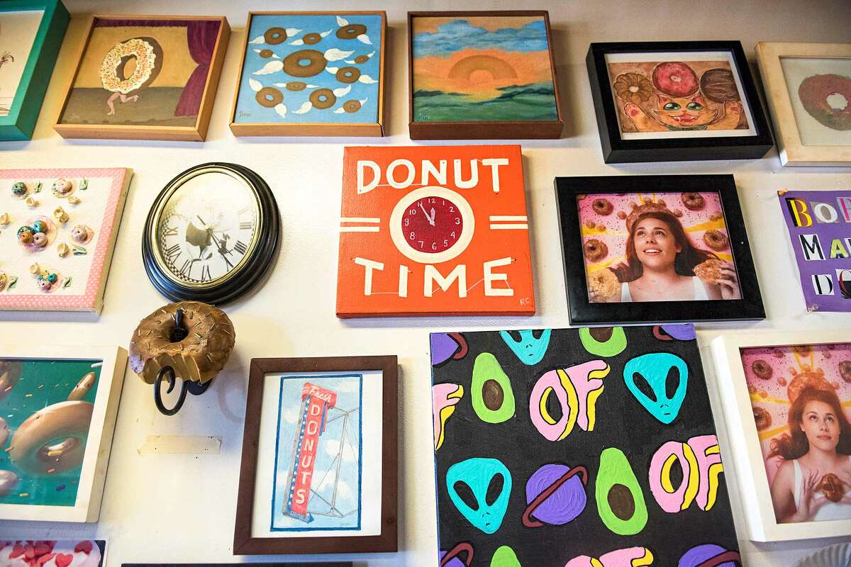 Family owned and operated business, Bob's Donuts has been an SF trademark since the 60's.