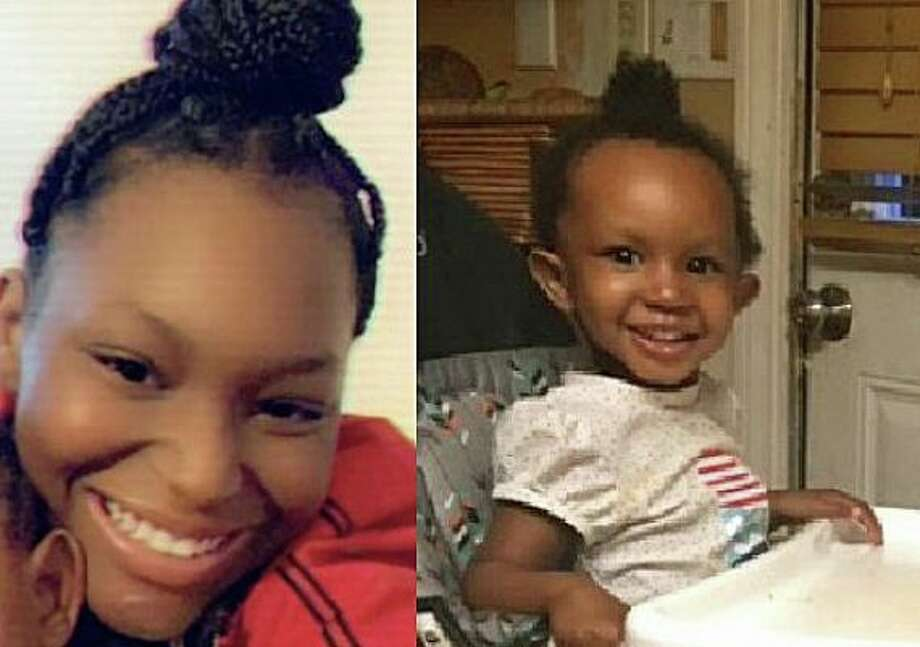 Silver Alerts were issued Thursday for 17-year-old Ajaeda Shaw (left) and 2-year-old Alliyah Shaw (right). Photo: Contributed Photo