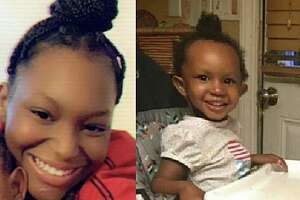 Silver Alerts were issued Thursday for 17-year-old Ajaeda Shaw (left) and 2-year-old Alliyah Shaw (right).